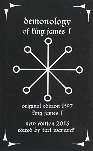 Demonology: Of King James I