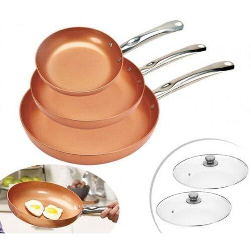 Original copper pan il miglior prezzo di Amazon in SaveMoney.es