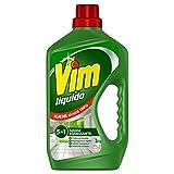 Vim VIM bagno, detersivo sgrassatore pavimento, 5 in 1, 750 ml - 750 g