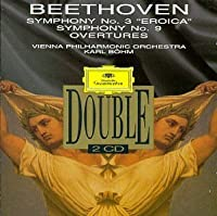 Symphonies 3, 9 (2 CD) by Ludwig van Beethoven (1995-04-11)