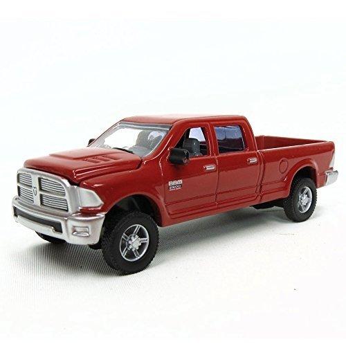 TOMY 1/64th 2012 Dodge Ram 2500 Heavy Duty Laramie in Red