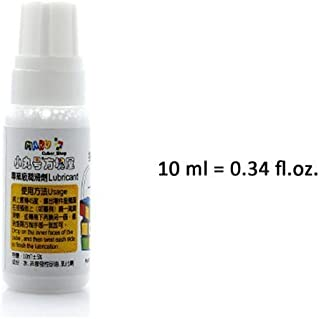 1x Maru Lube 10 Ml Silicone Oil for Puzzle Cube 3x3x3 4x4x4 5x5x5 6x6x6 7x7x7