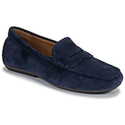 Polo Ralph Lauren Reynold Homme Chaussures Navy 40 EU