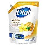 Dial Eco-Smart Hand Soap Refill, Vanilla Honey, 1.18 Liter (2095808) (Health and Beauty)