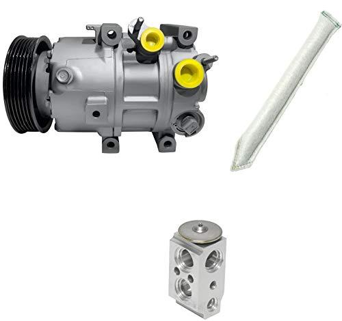 RYC Remanufactured AC Compressor Kit KT DG53