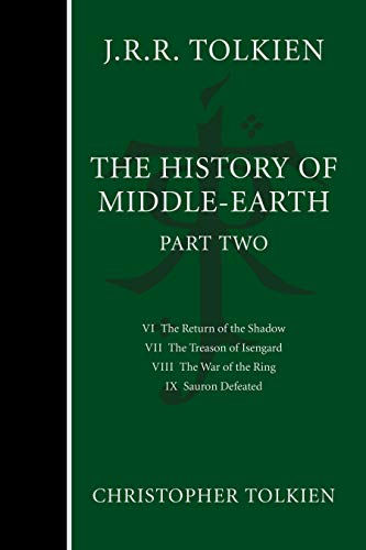 The History of Middle-Earth, Part Two