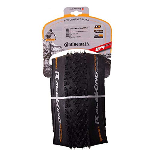 Gracy Bicicletas Plegables de neumáticos de Repuesto Continental Camino de Bicicletas de montaña BTT neumáticos de protección (29x2.2cm) Ciclismo