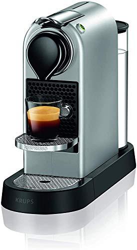Nespresso XN741B, 1260 W, 1 Liter, Plastica, Silver
