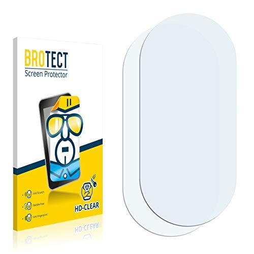 BROTECT Schutzfolie kompatibel mit Gigaset GX290 Plus (NUR Kamera) (2 Stück) klare Bildschirmschutz-Folie