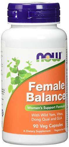 Now Foods Female Balance - 90 Capsules