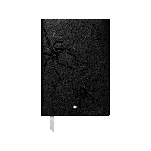 Montblanc Fine Stationary #146 Heritage Rouge & Noir Spider - Cuaderno de notas (rayado)