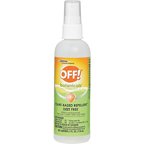Off 694971 Botanicals Insect Repellant 4 oz. (Pack of 8)