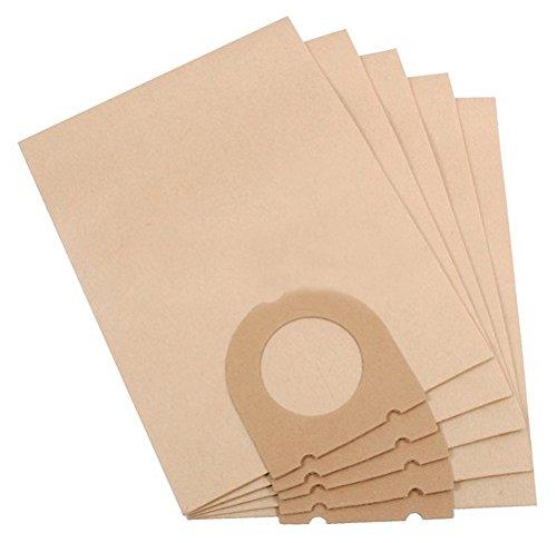 Sainsbury red fj107 Aspirateur Poussière Papier Sac 5 Pack
