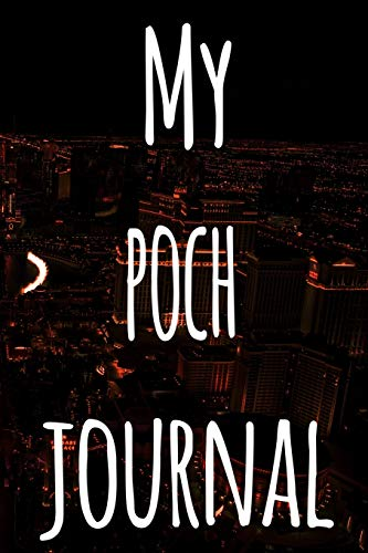 My Poch Journal: The perfect gift for the fan of gambling in your life - 365 page custom made journal!