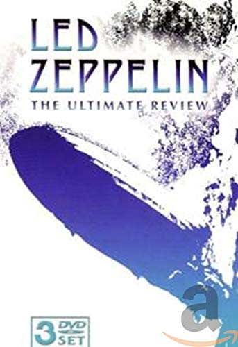 Led Zeppelin - Ultimate Review [3 DVDs]