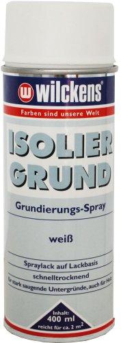 Wilckens Isoliergrund-Spray - weiß - Grundierungs-Spray - 400 ml