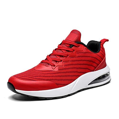 phefee mens running shoes fashion