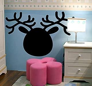 Best reindeer face silhouette Reviews