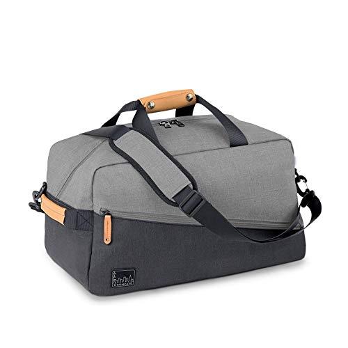 Roncato Adventure Bolsa de Viaje, 45 cm, 43 litros, Gris