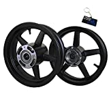 STONEDER Cerchi F 2.15 R 2.50 Per Pit Bike Motard 12' Supermoto Mini GP Wheel