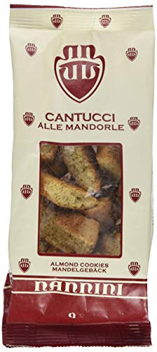 Pasticcerie Nannini Cantucci mit Mandel, 200 g