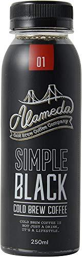 ALAMEDA COLD BREW COFFEE 水出しコーヒー ブラック無糖 250mlx24本【要冷蔵 】