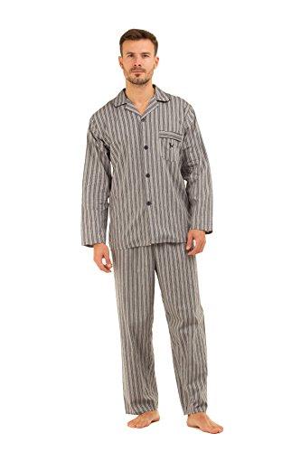 pigiama uomo ospedale Haigman Pigiama lungo da uomo