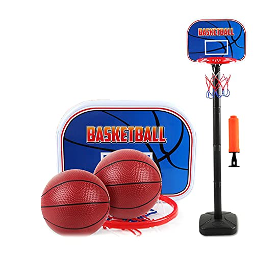ZXCVB Aro de baloncesto para niños en interiores y al aire libre Deportes Herramientas Cuatro Altura de Elevación de Baloncesto Aro de Baloncesto Niños Aro