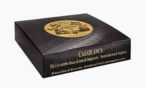 Mariage Frères Paris - CASABLANCA® - 30 Baumwollmusselin Tee