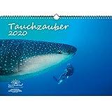 Tauchzauber DIN A3 Kalender 2020 Unterwasser und tauchen - Seelenzauber -