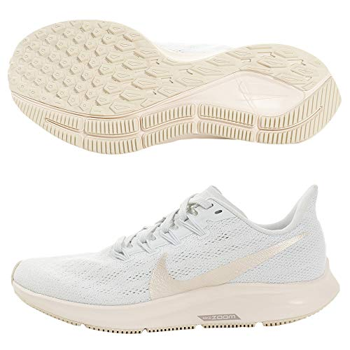 Nike Air Zoom Pegasus 36 (8.5M, Ghost Aqual/Light Cream/Sall)