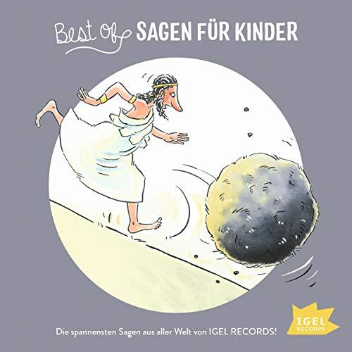 Page de couverture de Best of Sagen für Kinder