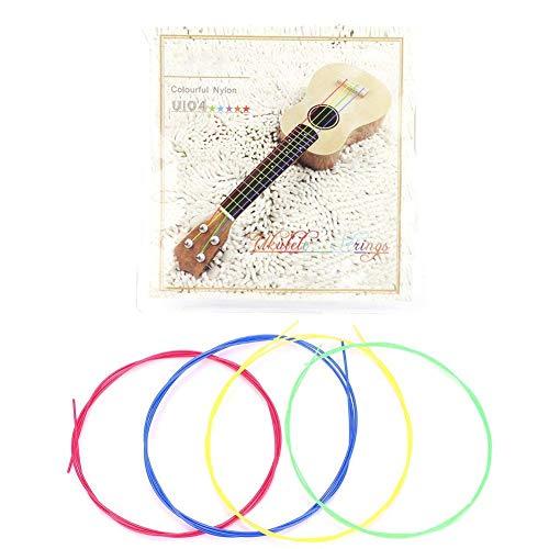 RiToEasysports Cuerdas de Ukelele Cuerdas de Ukelele acú