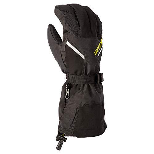 Klim Klimate Men's Ski Snowmobile Gloves - Black /...