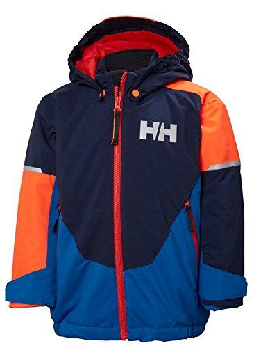 Helly Hansen K Rider INS Chaqueta Niños, otoño/Invierno, Infantil, Color 690 Evening...