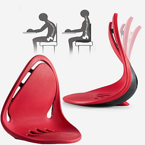 AACXRCR Cojín lumbar de la cadera, cojín ortopédico con fuerte empuje hacia atrás ergonómico para las nalgas y la espalda hermosa
