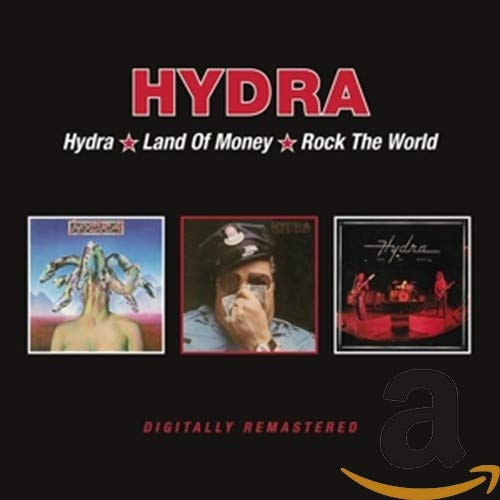 Hydra / Land Of Money / Rock The World (2CD)