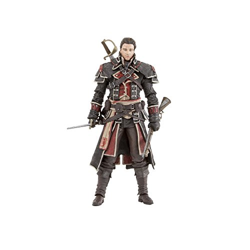 Assassins Creed Series 4 Shay Cormac Templar Outfit Version Figura di Azione