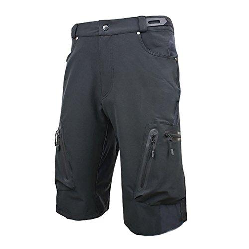 Blike Mens's Mountain Bike Shorts