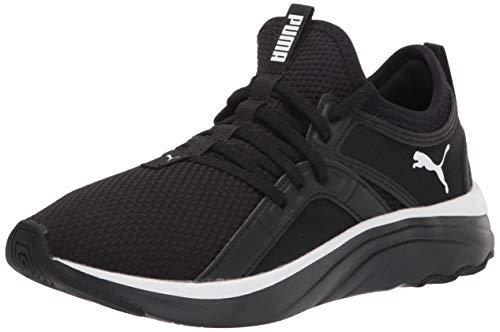 PUMA SOFTRIDE Sophia, Zapatillas para Correr Mujer, Negro Blanco, 37.5 EU