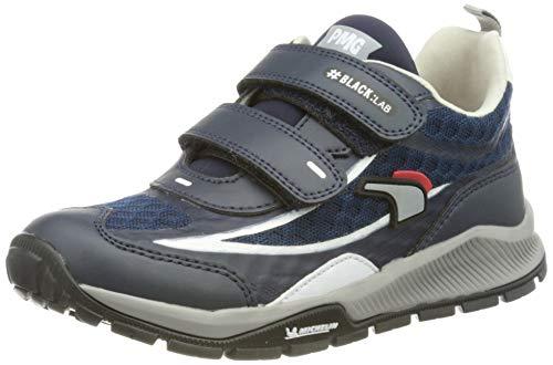 PRIMIGI Jungen Lab 74361 Sneaker, Navy, 34 EU