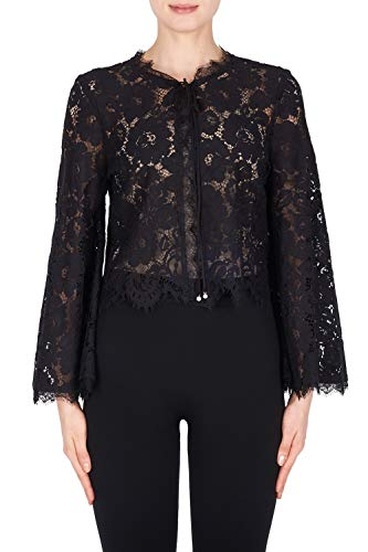 Joseph Ribkoff Black Cover-Up Style 191532 - Spring 2019 (14)