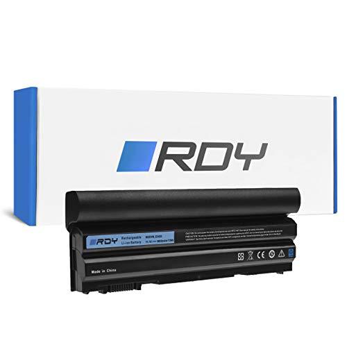 RDY 6600mAh Laptop Akku 8858X M5Y0X T54FJ für Dell Latitude E5420 E5430 E5520 E5530 E6420 E6430 E6440 E6520 E6530 E6540 | Dell Vostro 3460 3560 | Dell Inspiron 14R 5420 15R 5520 7520 17R 5720 7720