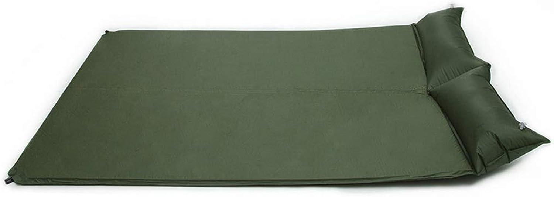 WANG LIQING Schlafsack mit Kissen Ultraleicht Zeltmatte Schlafsack Begleiter Feuchtigkeitsfestes Pad Automatisches Aufblasen Einzelkissen B07NXS2WBB  Billig