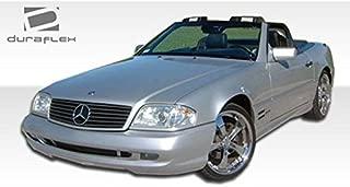 1990-2002 Mercedes Benz SL R129 Duraflex AMG Style Kit - Includes AMG Style Front Bumper (103088), AMG Style Rear Bumper (103090), and AMG Style Sideskirts (103089). - Duraflex Body Kits