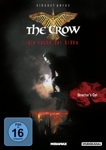 The Crow - Die Rache der Krähe [Director's Cut]