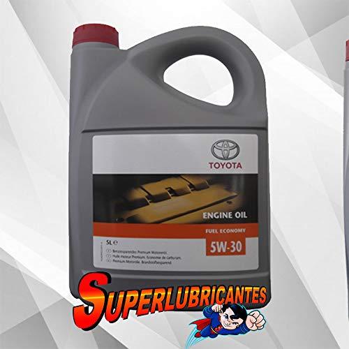TOYOTA Fuel Economy 5W30 5L