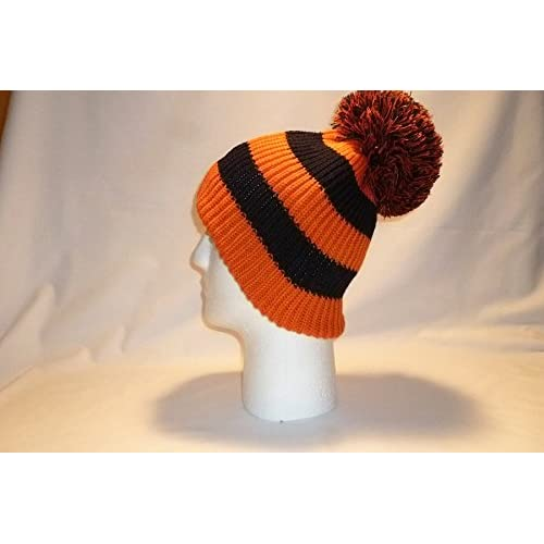 6633644c Luxury Fleece Lined Bobble Hat/Beanie / Pom Pom Warm Winter Mens Womens  Boys Girls