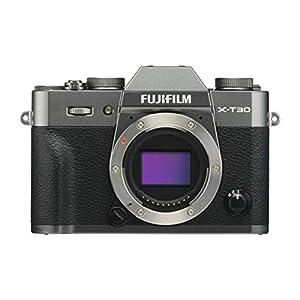 """富士フイルム X-T30 ミラーレスデジタルカメラ チャコールシルバー"""""""