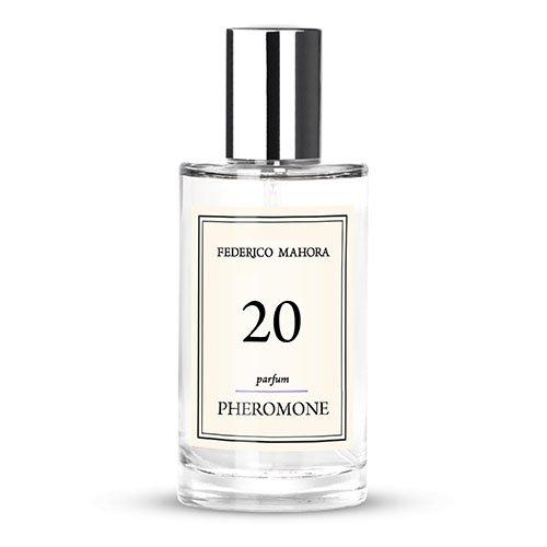 Federico Mahora - Perfume FM 20 para mujer (50 ml)